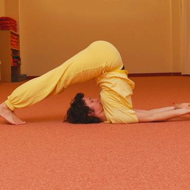 Yoga per chi ha già praticato