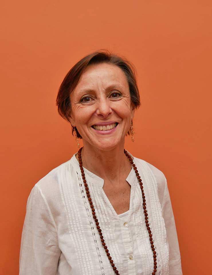 Madhura Susanna Chisari corso yoga