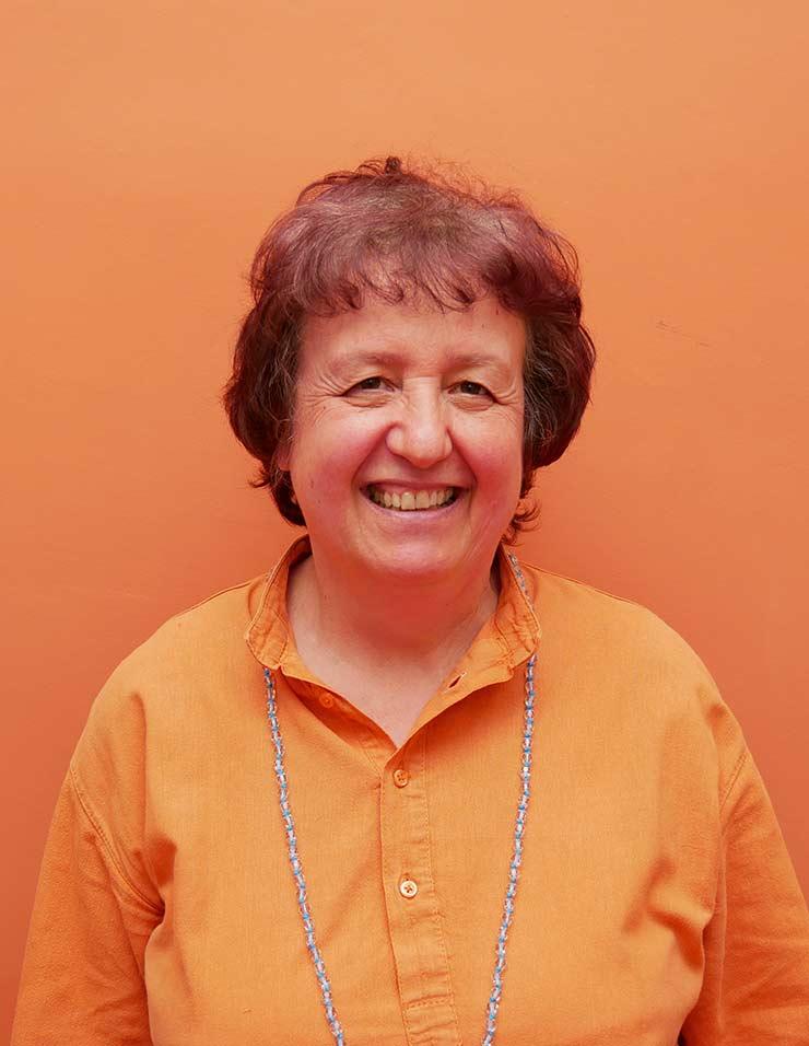 Vimalananda Anna Vetrò insegnante di yoga
