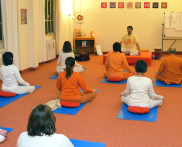 Yoga rilassamento e meditazione